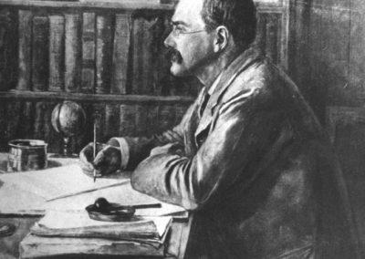 Kipling en 1900