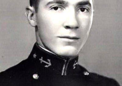 Heinlein Cadet d'Annapolis