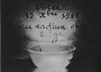 Radium des Curie
