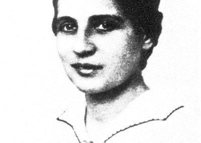 Lise Meitner en 1916