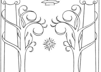 La Porte de la Moria
