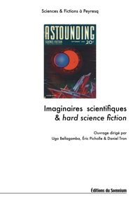 Couverture de Imaginaires scientifiques et hard science fiction