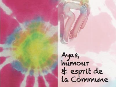 Parution Ayas, humour & esprit de la Commune